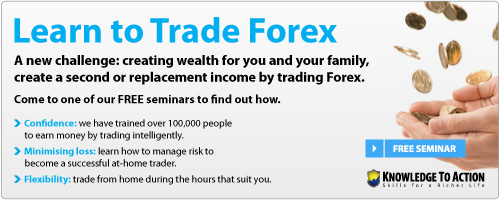 Knowledge to Action Forex Seminar